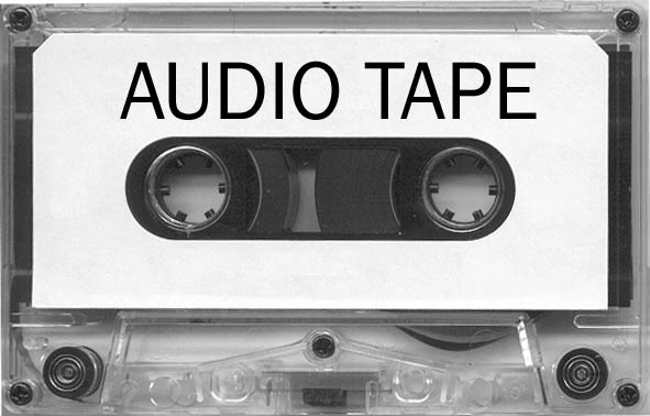 Audio cassette cover template downloads.